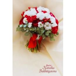 Свадебный букет#040