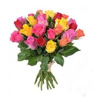 Букет из роз микс  любое количество роз