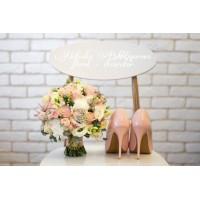 Идеи свадебных букетов