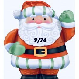 Шар фольгированный Дед Мороз 36/91 см