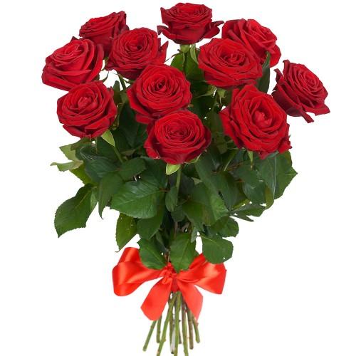 Букет роз #001 - фото