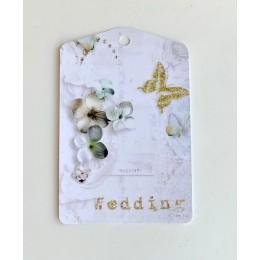 Открытка свадебная #1