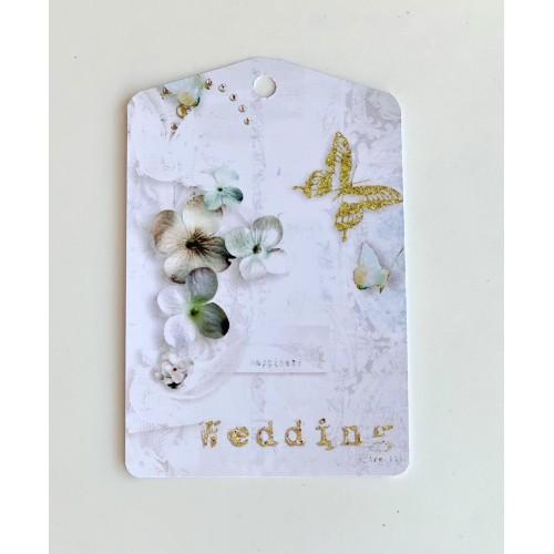 Открытка свадебная #1 - фото
